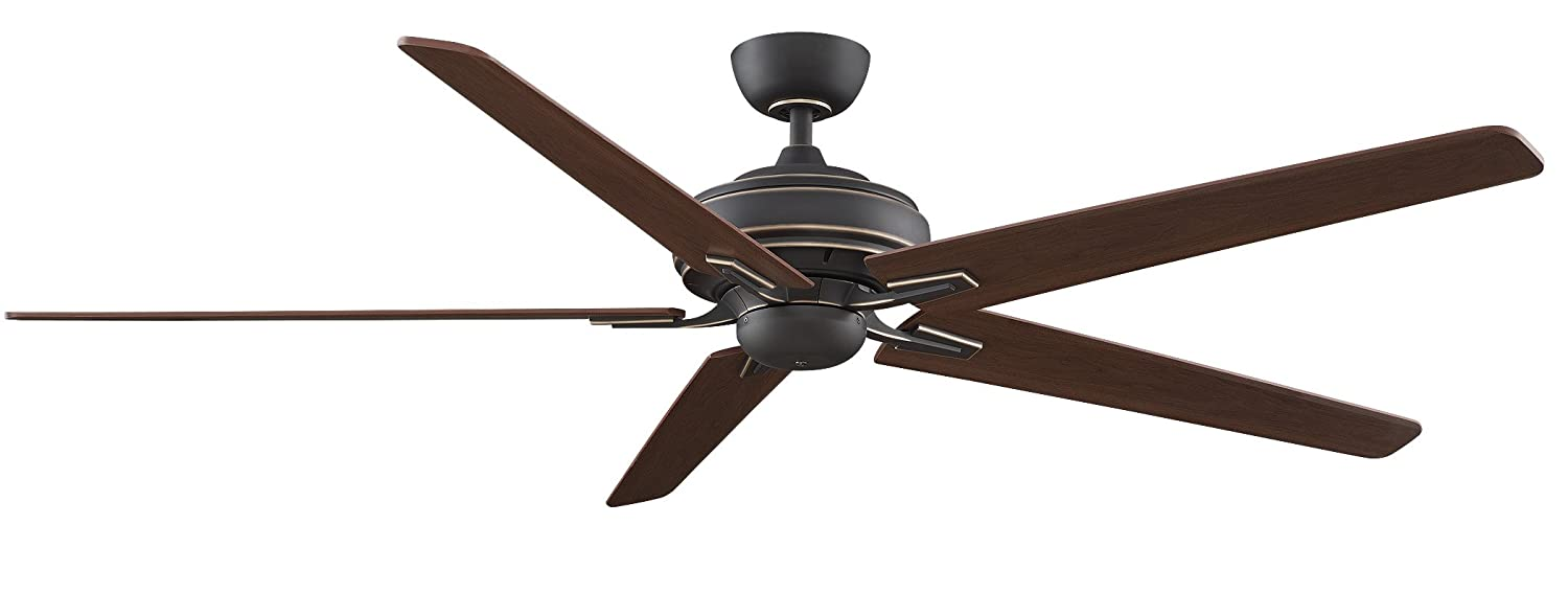 with index inch nickel lights slinger fans products ceiling ii brushed