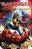 IRON MAIDEN LEGACY OF THE BEAST #5 CVR A (MR)