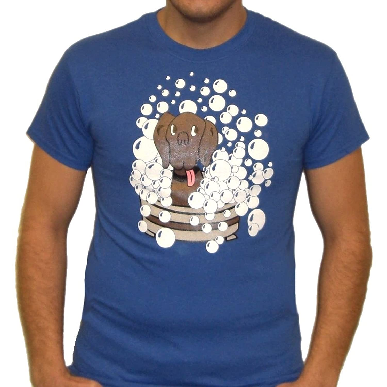 Amazon.com: Team Pup N Suds T-Shirt Brink! Movie And Andy Brinker: Clothing