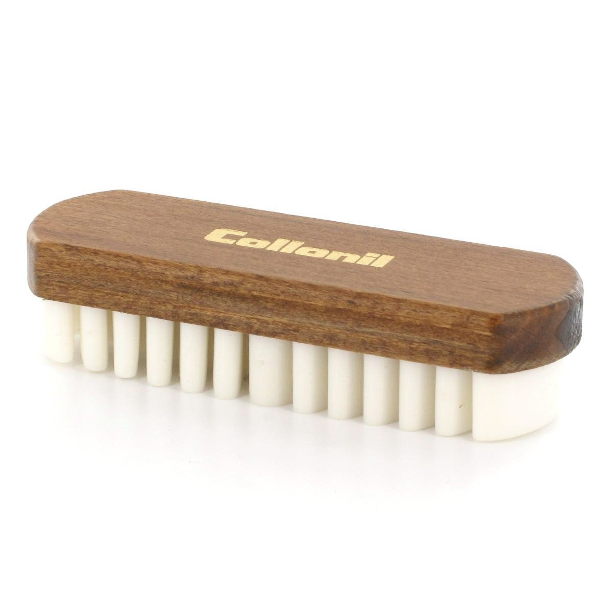 Collonil Suede Nubuck Brush 5'' Cleans & Renews Texture on Shoes, Handbags, & Boots
