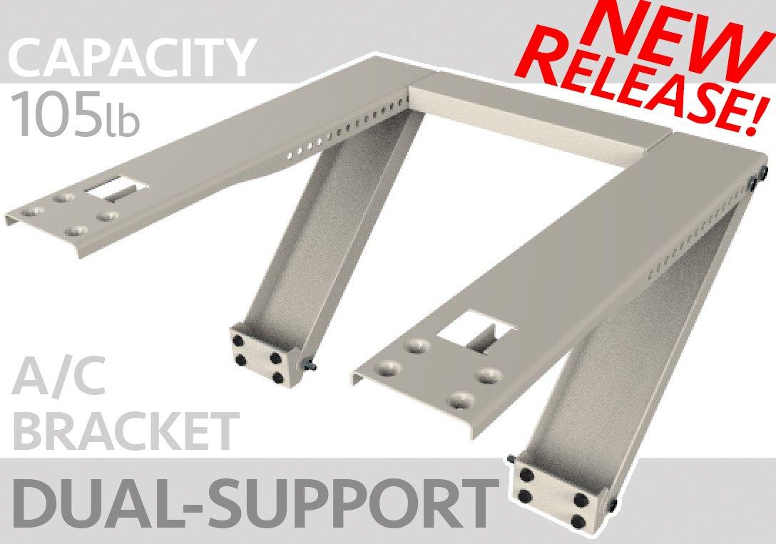 ... Window AC Support - Air Conditioner Bracket - Support Air Conditioner