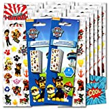 (US) Paw Patrol Party Stickers Favor Pack Plus 4 Separately Licensed Reward Stickers