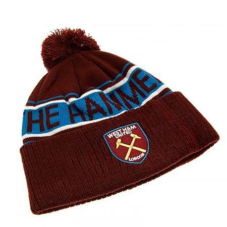 3c468df464e Ski Hat - West Ham United F.C  Amazon.co.uk  Sports   Outdoors