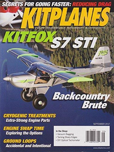 Kitplanes Magazine September 2017 (Kitplanes Magazine)