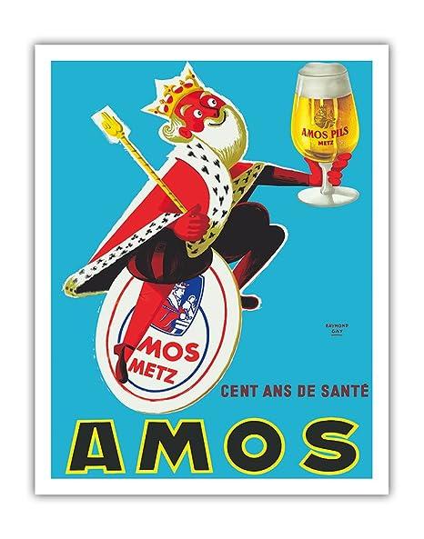 Pacifica Island Art Amos Pils Cerveza-100 años de Salud ...