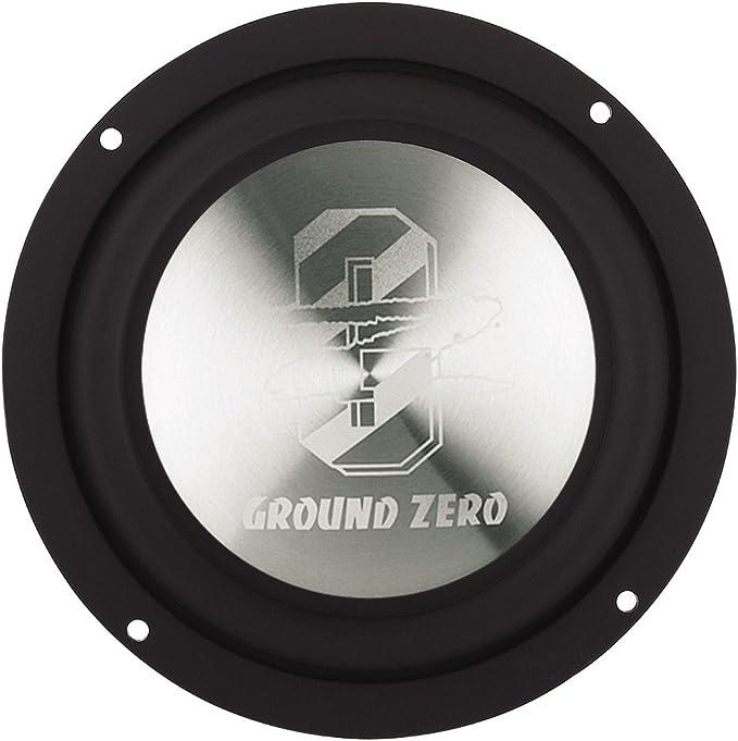 Ground Zero Gznw 6 5 Subwoofer 250 Wrms 16 5 Cm Elektronik