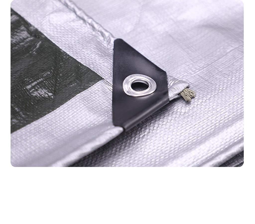 GUZP Schwere Plane, Outdoor-PVC-Material Winddichte Isolierung mit Strahlenschutz hoher Dichte Sonnenschutz Feuchtigkeitsfest Strahlenschutz mit UV Schutzplatte Wasserdichte Plane Bord Markise Zelt, 160g / M2 49676f