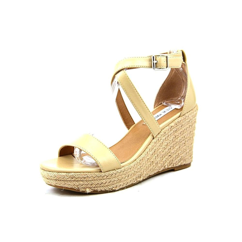 Steve Madden Womens Montaukk Espardille Jute Wedge Sandal Shoe US
