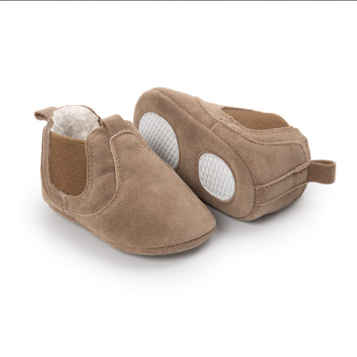 Morbuy Bebe Zapatos de Primeros Pasos Otoño e Invierno 0-18 Meses ...