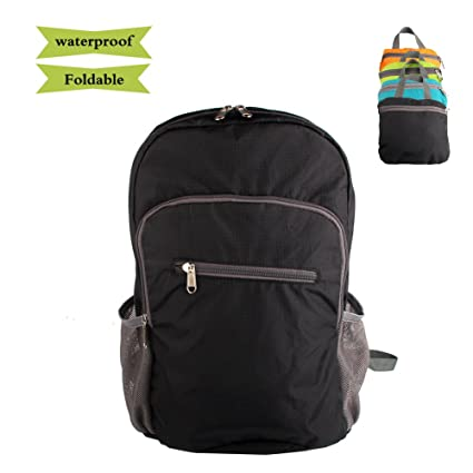 6748b52e5fc8 Image Unavailable. Image not available for. Color  Lightweight Backpack  Foldable ...