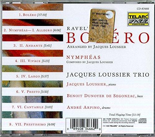 Ravel: Bolero (New Jazz Arrangements) by Telarc