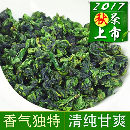 SHI The spring and autumn autumn tea Tieguanyin 2017 poly Hui Fen Anxi Tieguanyin Tea Oolong Tea 500g tea tea by CHIY-GBC ltd