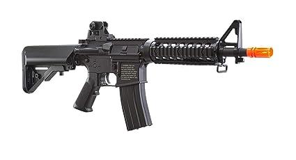 Amazon.com: Elite Force New TF M4 CQB Airsoft Rifle Combo ...