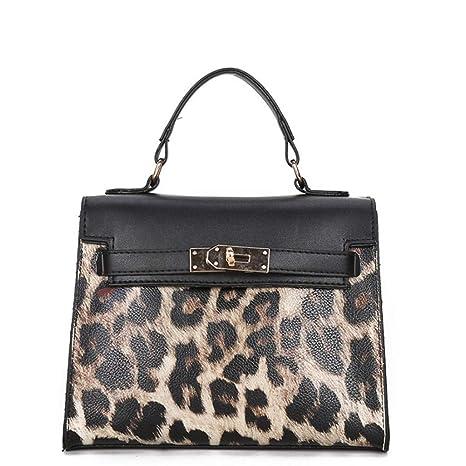 d4ab77db2c70 Amazon.com: XLMLJYX Handbag Women Messenger Bag Designer Trendy ...