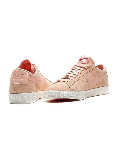 Nike Men s Blazer Low Fitness Shoes Grey  Amazon.co.uk  Shoes   Bags d46798da8f