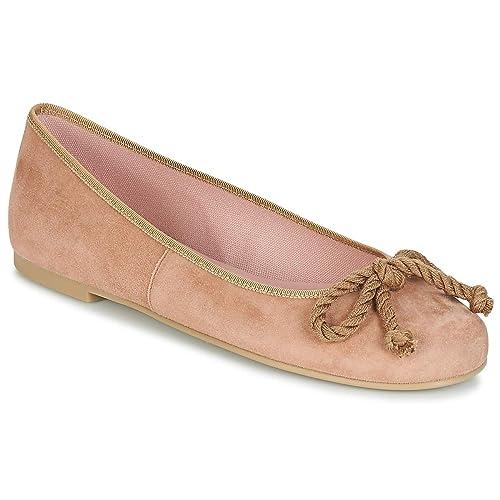 Mujer Rosario Ballerinas es Bailarina Pretty Para Zapatos Amazon qw5IdCd