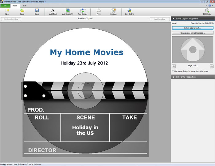 Amazon. Com: disketch cd label software for windows creates labels.