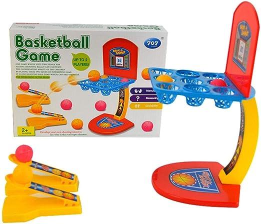Juegos de mesa y accesorios Tablero de la mesa de tiro de los niños con el