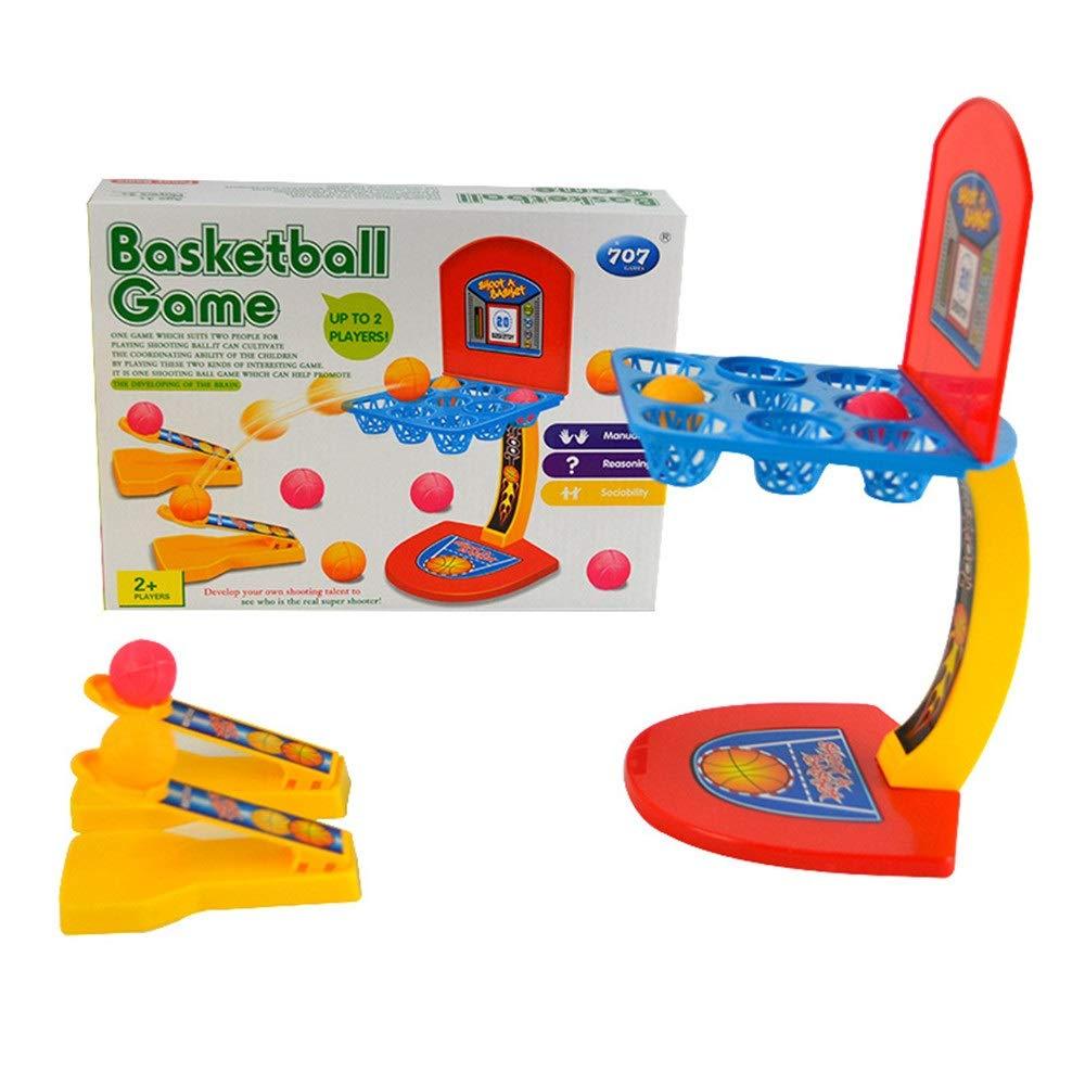 Baloncesto electrónico Tablero de la mesa de tiro de los niños con ...