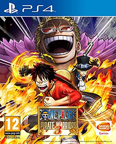 One Piece: Pirate Warriors 3: playstation 4: Amazon.es ...