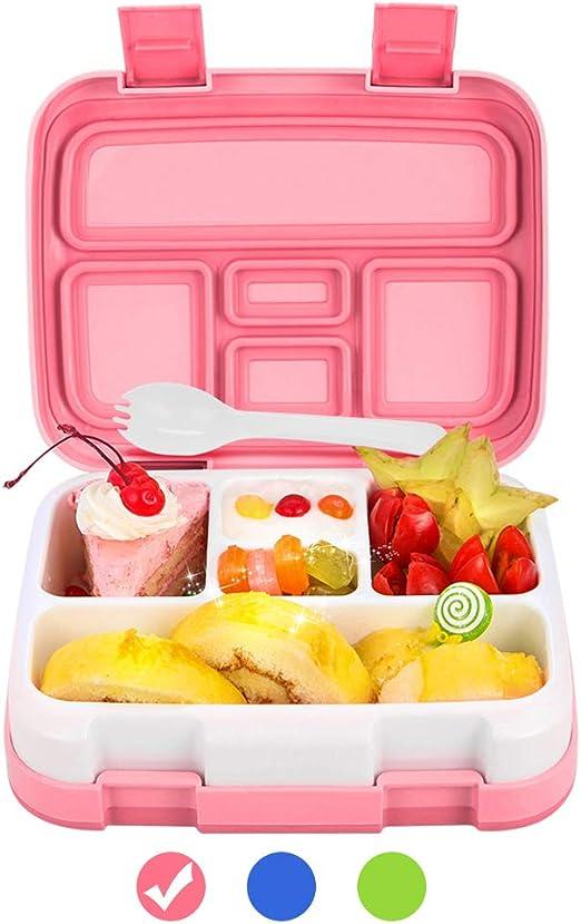Sanrio BPA-Free Plastic Lunch Box Bento Snack Food Container Storage Case DC