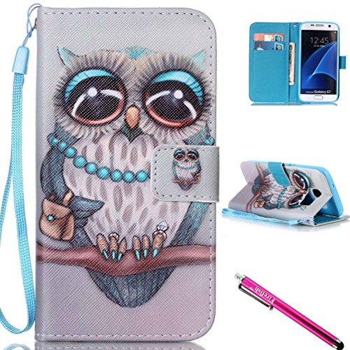 galaxy-s7-case-firefish-kickstand-card-cash-slots-lightweight-premium-pu-leather-wallet-flip-cover-w