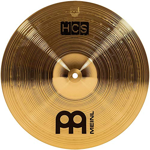 meinl hcs cymbal set up includes 13 inch hihat 14 inch crash free 10 inch splash and one pair. Black Bedroom Furniture Sets. Home Design Ideas