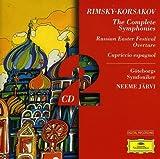 Rimsky-Korsakov: The Complete Symphonies, Russian Easter Festival Overture, Capriccio Espagnol