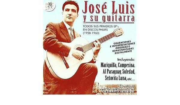 Sus Primeros EpS En Philips: jose luis y su guitarra: Amazon.es ...
