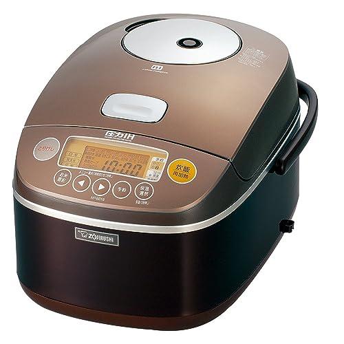 象印圧力IH炊飯器一升NP-BB18-TA