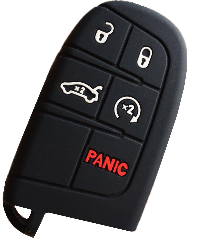 Amazon Com Rpkey Silicone Keyless Entry Remote Control Key Fob