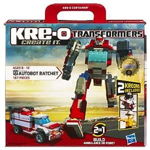 KRE-O Transformers Autobot Ratchet Construction Set (30662)