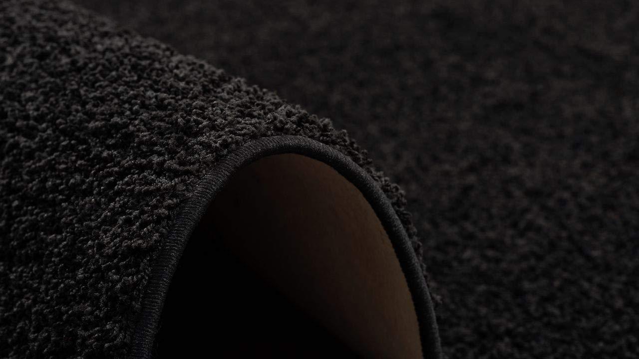 Teppich Hochflor Shaggy Prestige Prestige Prestige Schwarz in 24 Größen B000RODF1U Teppiche 34cb1a