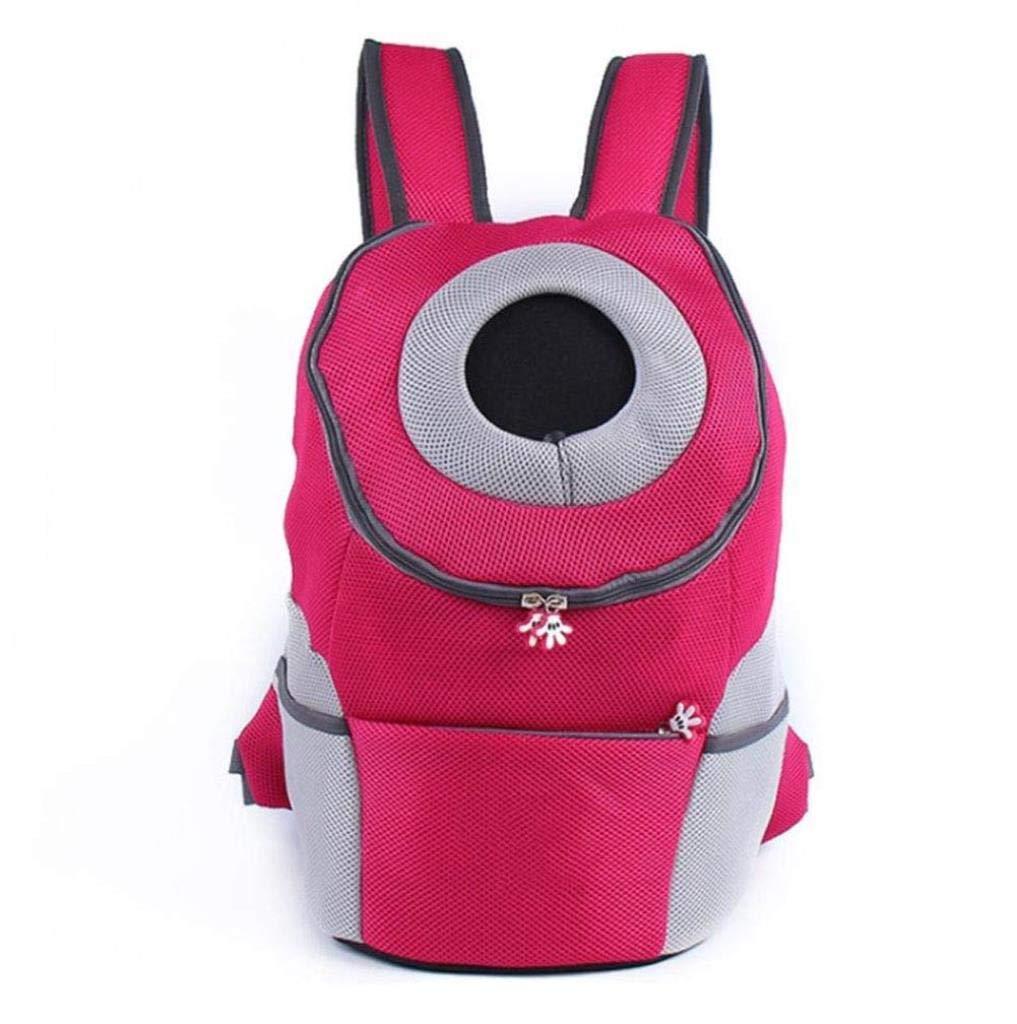 日本に ペット猫キャリア子犬バックパックキャンバススペースカプセル犬バッグバックパック付き通気性メッシュウィンドウ (色 : オレンジ) B07RLRZXQQ B07RLRZXQQ ピンク ピンク オレンジ) ピンク, ホナイチョウ:b2377086 --- urviinteriors.com