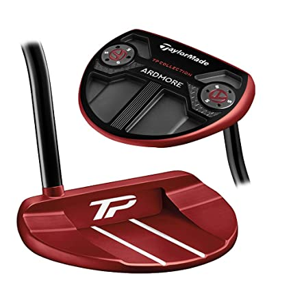 NEW TaylorMade TP Collection Ardmore (Red) Center Shaft Putter 35