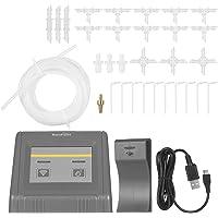 Controlador de irrigação, Tomshin Cronômetro de irrigação programável wi-fi Controlador de irrigação inteligente Sistema…