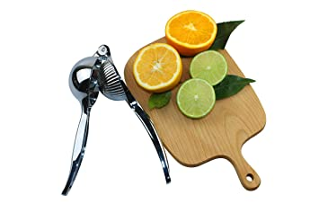 H & B vida limón exprimidor de lujo, Manual mano prensa exprimidor con alta resistencia