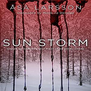 Sun Storm Audiobook