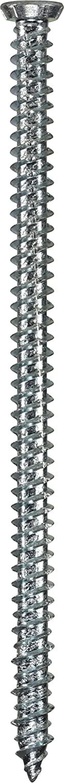 Fensterrahmenschraube Senkkopf TX30 verzinkt blau 7.5x92 200 ST
