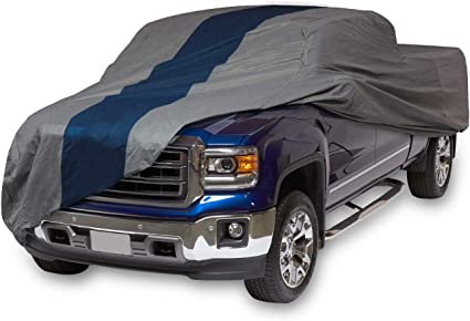 Double Cab 6.5ft Std Bed Waterproof Truck Cover 2013 Chevy Silverado 1500 EXT