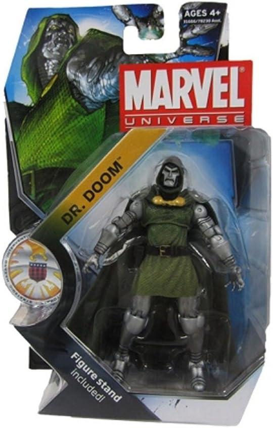 Hasbro - Figurine Marvel Universe Serie 3 - DR. Doom 10cm - 0653569598961: Amazon.es: Juguetes y juegos