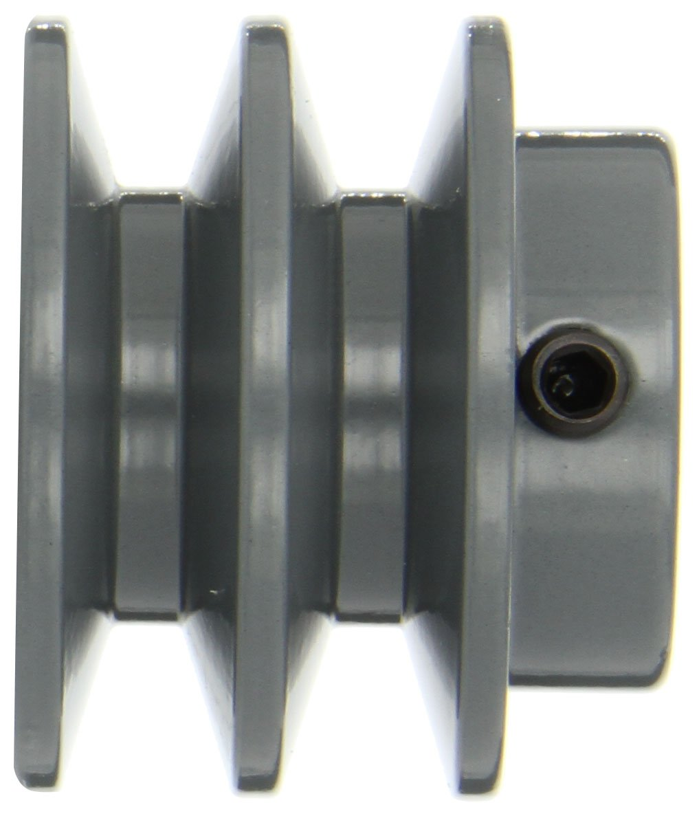 GATES 2BK40x5//8 LIGHT DUTY PULLEY SHEAVE 5//8/'/' NEW