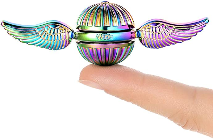 Gold Angel iFIDGETED Harry Potter Golden Snitch Fidget Spinner On Sale from a USA Company