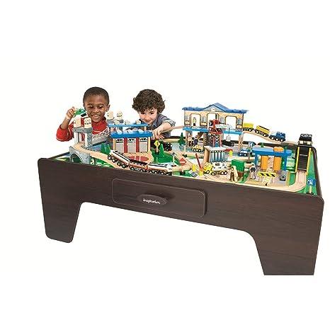 Amazon Imaginarium City Central Train Table Toys Games