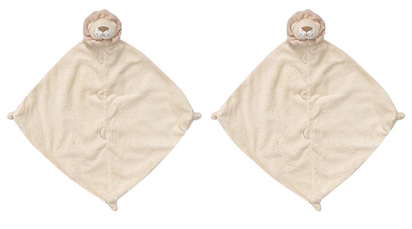 Angel Dear Baby Blanket-Lion (2 Pack) Angel Dear Inc.