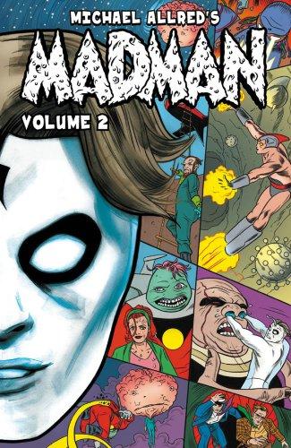 Madman Volume 2 (v. 2)