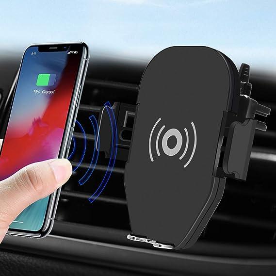 Amazon.com: Cargador de coche inalámbrico para Samsung ...