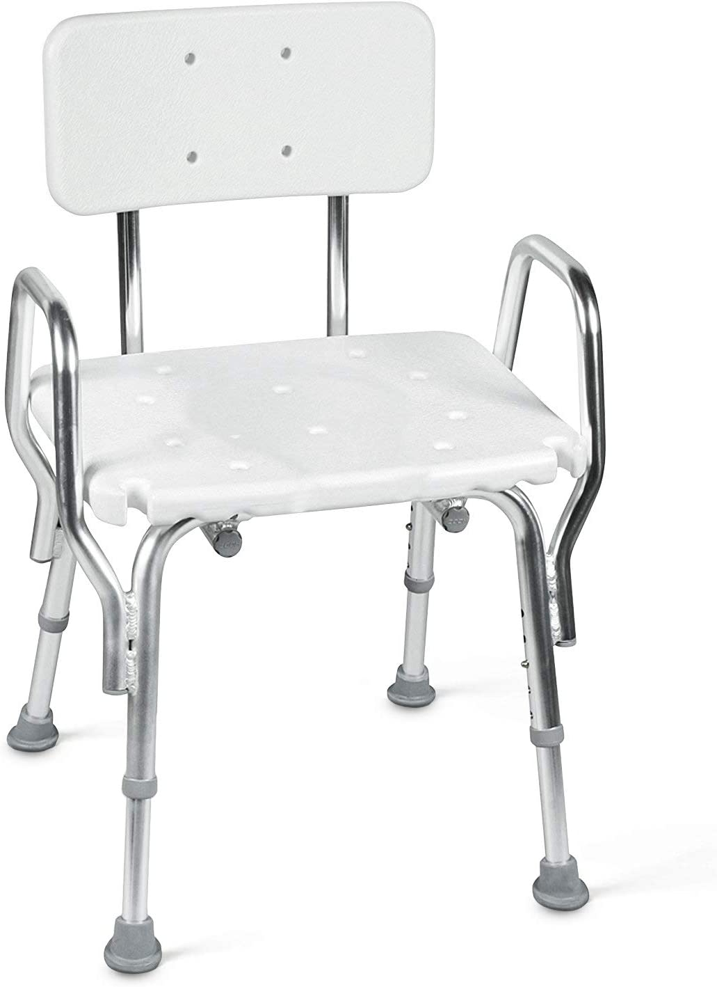 Tub and Shower Chair with Removable Back Rest