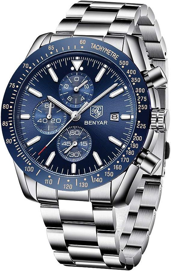 BENYAR - Stylish Wrist Watch for Men