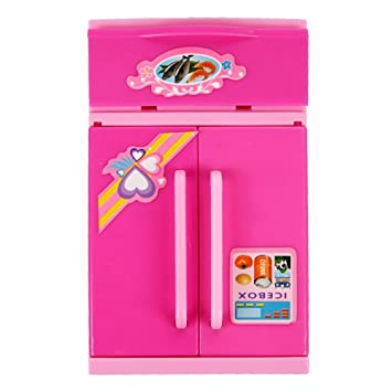 Domybest Kinder spielen Rollenspiel Kühlschrank pädagogisches ...
